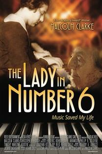 A Pianista do Número 6: A Música Salvou a Minha Vida - Poster / Capa / Cartaz - Oficial 1