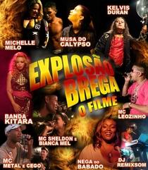 Explosão Brega - Poster / Capa / Cartaz - Oficial 1