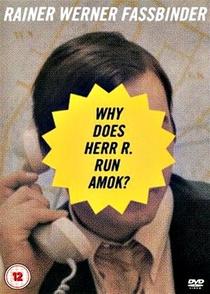 Por que Deu a Louca no Sr. R.? - Poster / Capa / Cartaz - Oficial 2
