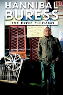 Hannibal Buress: Live from Chicago  - Poster / Capa / Cartaz - Oficial 1