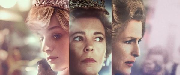 The Crown: Damas de Ferro e Guerras Pessoais - Infinitividades