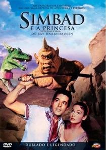 Simbad e a Princesa  - Poster / Capa / Cartaz - Oficial 5