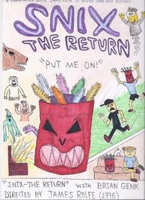 Snix: The Return - Poster / Capa / Cartaz - Oficial 1