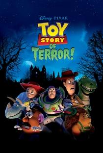Toy Story de Terror - Poster / Capa / Cartaz - Oficial 8