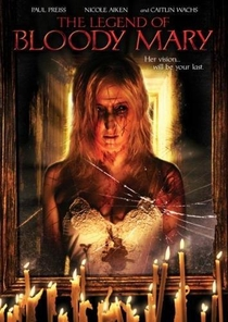 A Lenda de Bloody Mary - Poster / Capa / Cartaz - Oficial 1