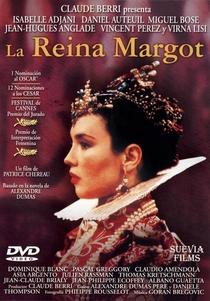A Rainha Margot - Poster / Capa / Cartaz - Oficial 4