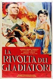 A Revolta dos Gladiadores - Poster / Capa / Cartaz - Oficial 1