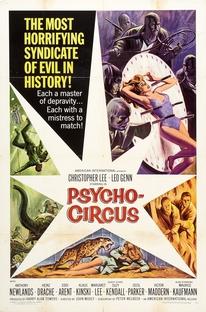 O Circo do Medo - Poster / Capa / Cartaz - Oficial 3