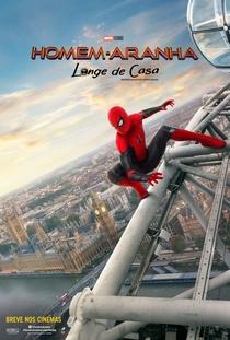 Homem-Aranha: Longe de Casa - Poster / Capa / Cartaz - Oficial 3
