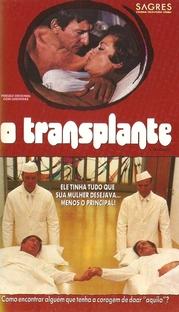 O Transplante - Poster / Capa / Cartaz - Oficial 1