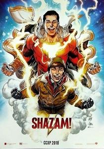 Shazam! - Poster / Capa / Cartaz - Oficial 4