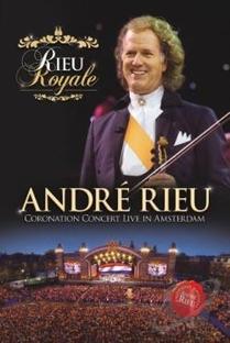André Rieu - Coronation Concert Live in Amsterdam - Poster / Capa / Cartaz - Oficial 1