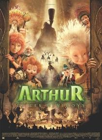 Arthur e os Minimoys - Poster / Capa / Cartaz - Oficial 4