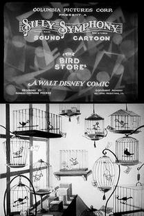 The Bird Store - Poster / Capa / Cartaz - Oficial 1