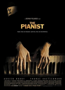 O Pianista - Poster / Capa / Cartaz - Oficial 1