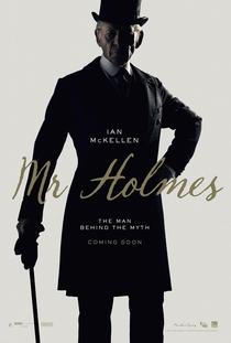Sr. Sherlock Holmes - Poster / Capa / Cartaz - Oficial 1