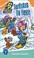 Rocket Power em Surfistas da Neve - Poster / Capa / Cartaz - Oficial 1