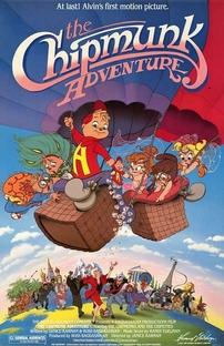 As Aventuras dos Chipmunk's - Poster / Capa / Cartaz - Oficial 1