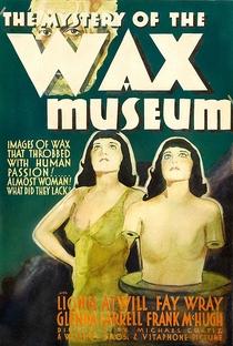 Os Crimes do Museu - Poster / Capa / Cartaz - Oficial 4