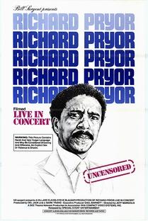 Richard Pryor: Live in Concert - Poster / Capa / Cartaz - Oficial 4