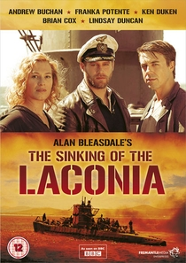 The Sinking of the Laconia - Poster / Capa / Cartaz - Oficial 1