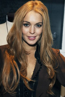 Lindsay Lohan - Poster / Capa / Cartaz - Oficial 7