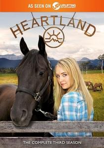 Heartland ( 3 temporada ) - Poster / Capa / Cartaz - Oficial 1