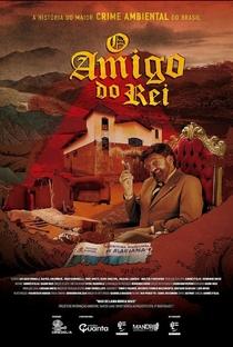 O Amigo do Rei - Poster / Capa / Cartaz - Oficial 1