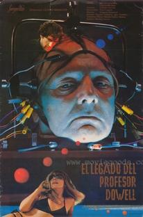 Zaveshchaniye professora Douelya - Poster / Capa / Cartaz - Oficial 1