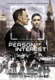 Pessoa de Interesse (1ª Temporada) - Poster / Capa / Cartaz - Oficial 1