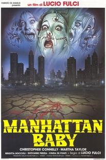 O Bebê de Manhattan  - Poster / Capa / Cartaz - Oficial 3