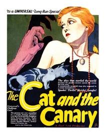O Gato e o Canário - Poster / Capa / Cartaz - Oficial 3