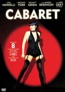 Cabaret - Poster / Capa / Cartaz - Oficial 2