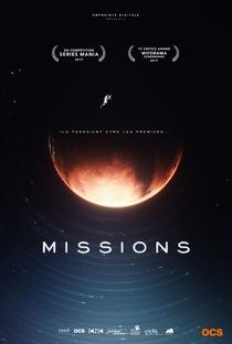 Missions (1ª temporada) - Poster / Capa / Cartaz - Oficial 1