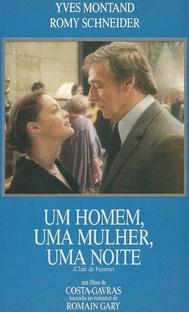 Um Homem, Uma Mulher, Uma Noite - Poster / Capa / Cartaz - Oficial 3