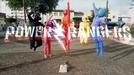 Power Rangers de Santa Rita (Power Rangers de Santa Rita)