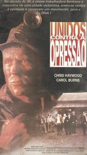 Unidos Contra a Opressão - Poster / Capa / Cartaz - Oficial 1