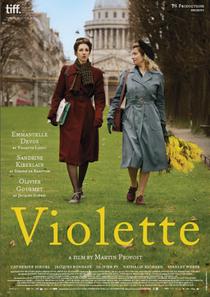 Violette - Poster / Capa / Cartaz - Oficial 1