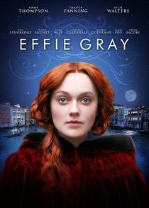 Effie Gray: Uma Paixão Reprimida - Poster / Capa / Cartaz - Oficial 3