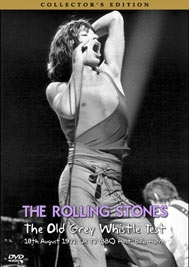 Rolling Stones - The Old Grey Whistle Test  - Poster / Capa / Cartaz - Oficial 1