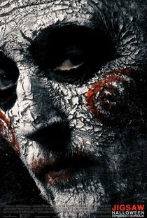 Jogos Mortais: Jigsaw - Poster / Capa / Cartaz - Oficial 17