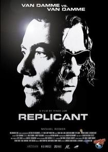 Replicante - Poster / Capa / Cartaz - Oficial 1