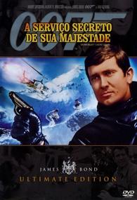 007 - A Serviço Secreto de Sua Majestade - Poster / Capa / Cartaz - Oficial 1