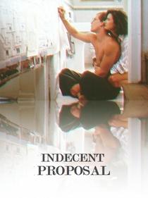 Proposta Indecente - Poster / Capa / Cartaz - Oficial 1