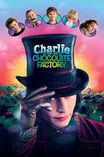 A Fantástica Fábrica de Chocolate - Poster / Capa / Cartaz - Oficial 3