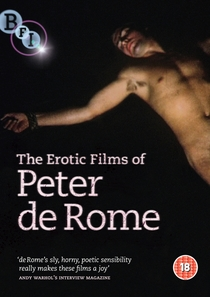 The Erotic Films of Peter de Rome - Poster / Capa / Cartaz - Oficial 1