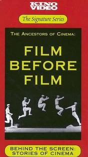 Filme Antes do Filme - Poster / Capa / Cartaz - Oficial 2