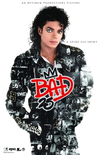 Bad 25 - Poster / Capa / Cartaz - Oficial 1