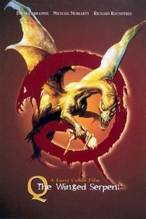 Q - A Serpente Alada - Poster / Capa / Cartaz - Oficial 2