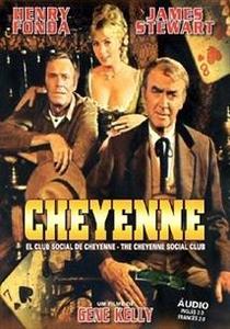 Cheyenne - Poster / Capa / Cartaz - Oficial 6